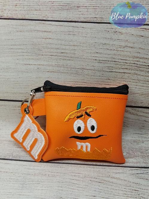 4x4 Orange Candy Guy SET ITH Bag Design