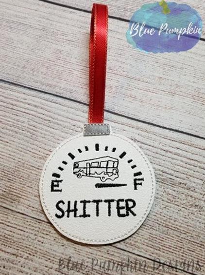 Shitter Full Ornament