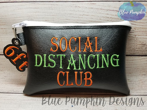 Social Distancing Club ITH Bag Design
