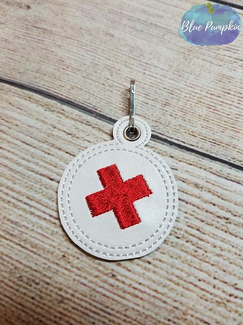 Medical ITH Zipper Pull