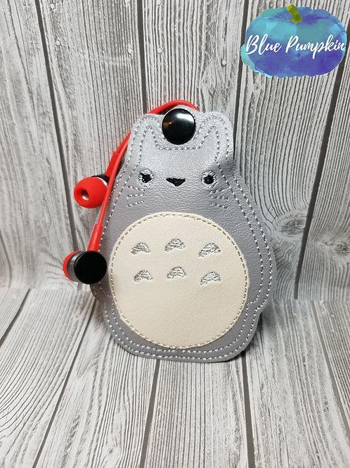 Totoro Earbud Holder