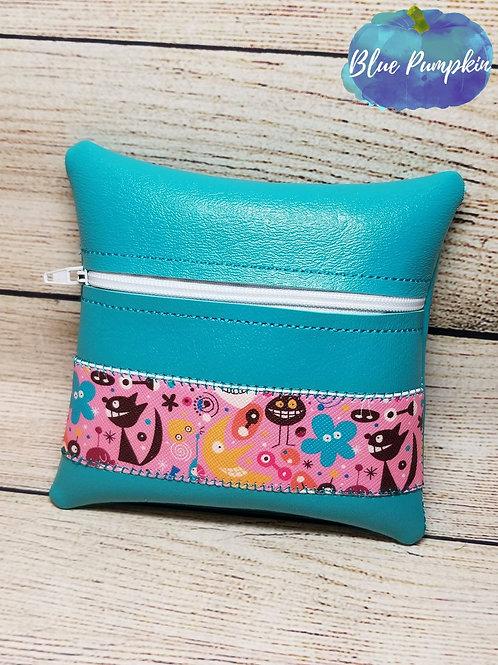 5x7 ITH Zipper Bag Design with Stripe