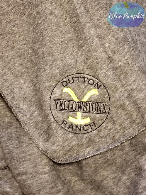 Yellowstone Logo Design