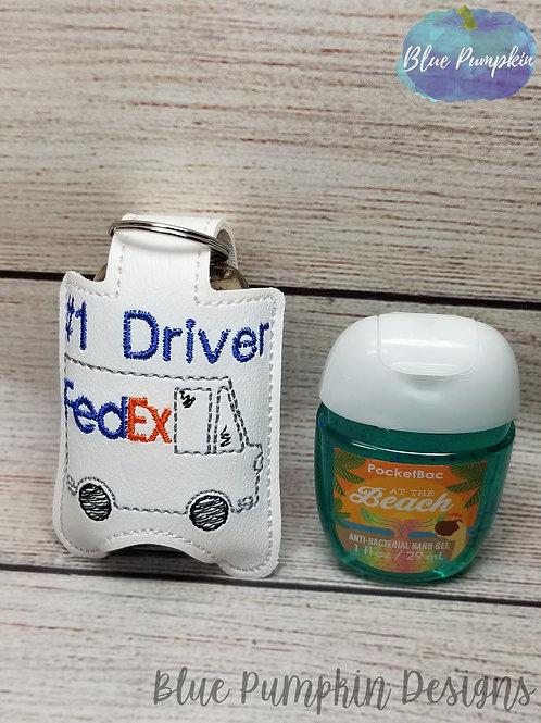 FEx Hand Sanitizer Holder