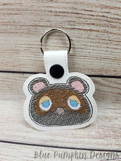 AC Raccoon Key Fob