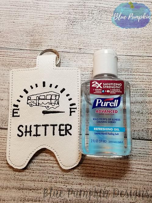 2oz Shitter Full Sani Bottle Holder