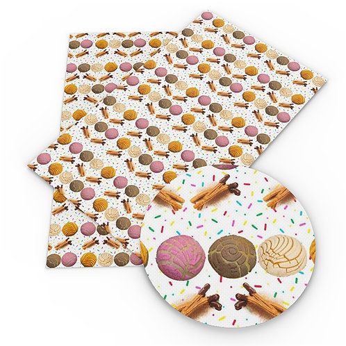 Sweet Breads  Embroidery Vinyl