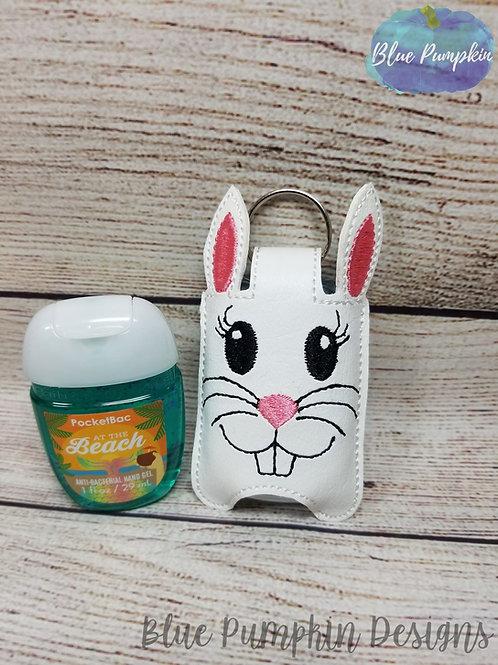 Bunny Sanitizer Holder