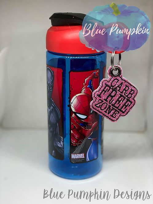 Carb Free Water Bottle Dangle