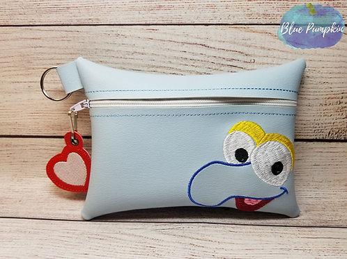 Gonzo Alien ITH Bag Design