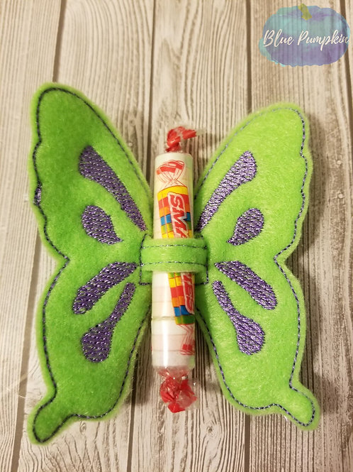 Butterfly Smartie Holder
