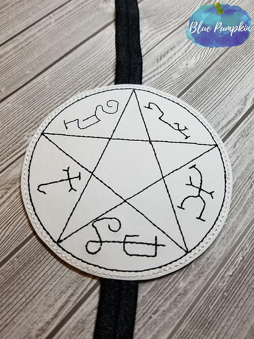 Supernatural Devil's Trap Planner Band