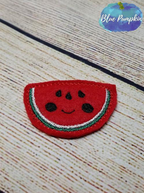 Watermelon Feltie