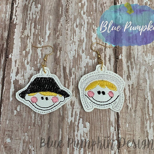 Pilgrim People Earrings