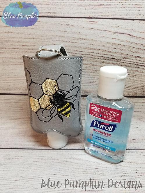 2oz Honey Comb Sani Bottle Holder