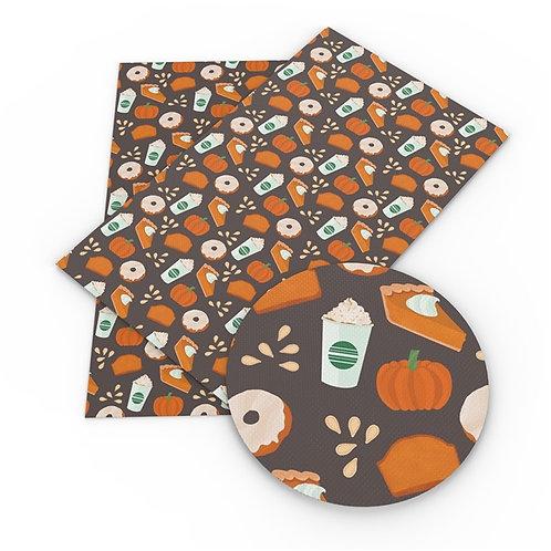 All Pumpkin Spice Embroidery Vinyl