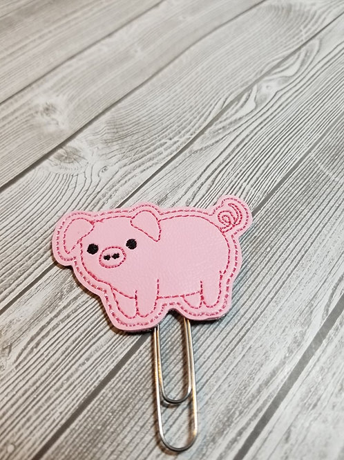 Pig Paper Clip Toppers