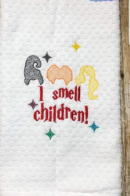I Smell Children Design