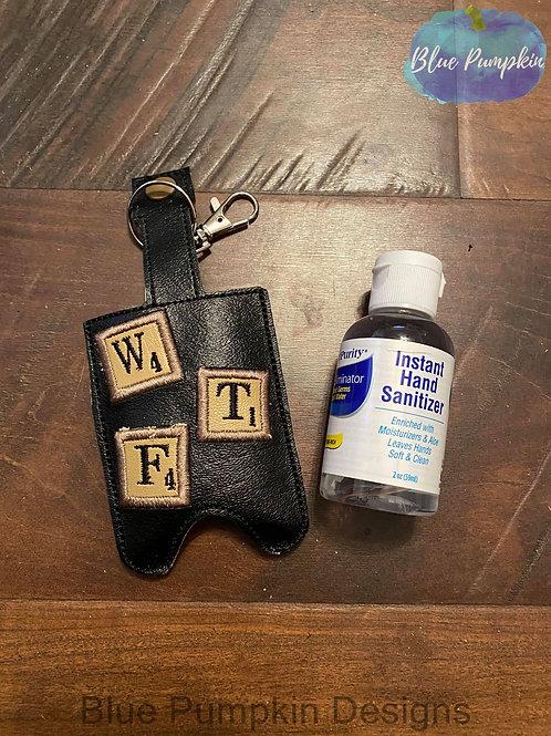 WTF 2oz Sani Bottle Holder