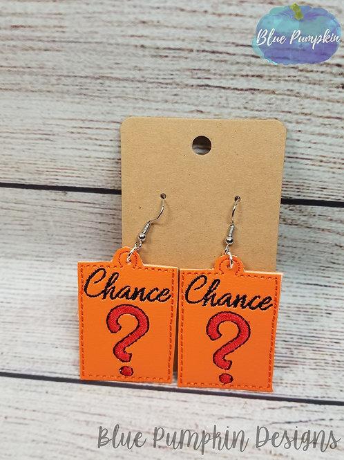 Chance Earrings