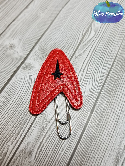 Star Trek Paper Clip Toppers