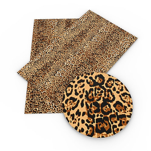 Busy Cheetah Embroidery Vinyl
