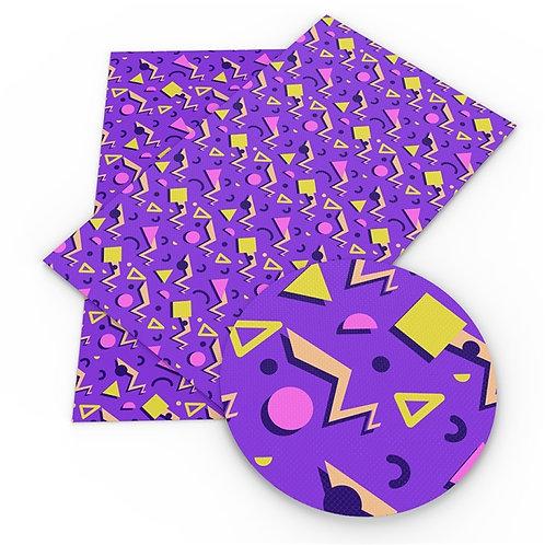 80s Vibes Embroidery Vinyl