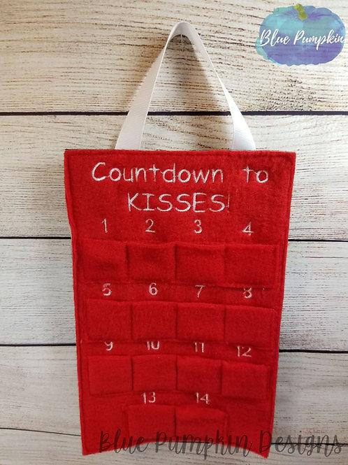 Countdown to Kisses!