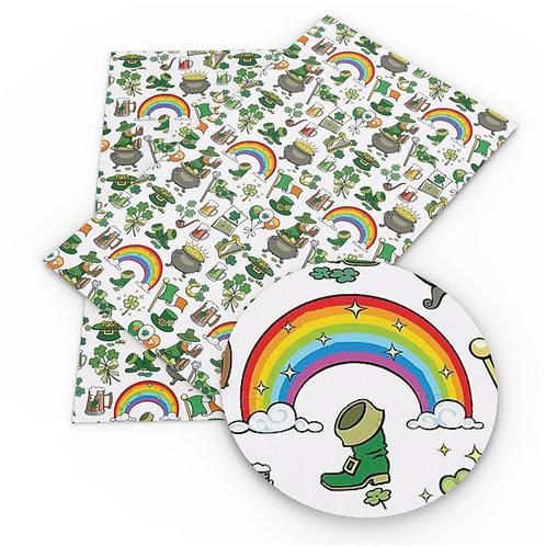 Leprechaun  Embroidery Vinyl