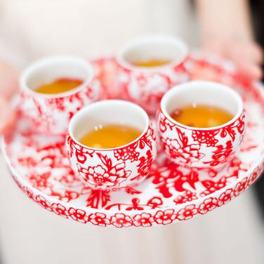 Ceremonia del té chino