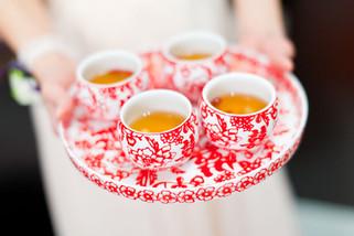Cerimónia de chá chinesa