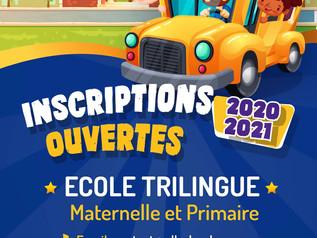 OUI LOVE LEARNING est une école maternelle et primaire trilingue (français, anglais, espagnol) qui r