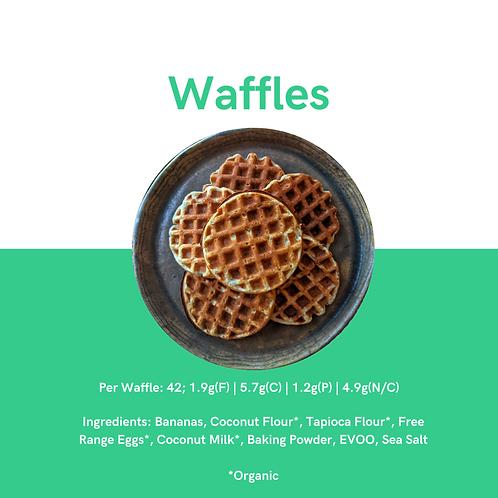 Waffley Delish Waffles