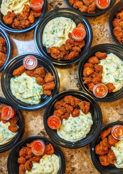 Nashville Hot Chicken Bowl