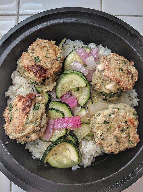 Mediterranean Chicken Plate