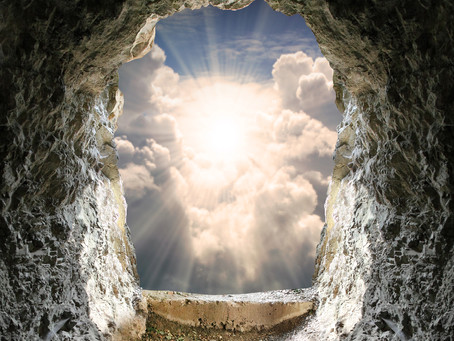 A Glimpse of Heaven on Earth – With help from ourMaria