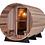 Thumbnail: Barrel Sauna