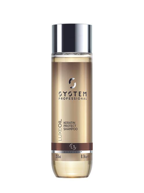 Sp LuxOil Shampoo