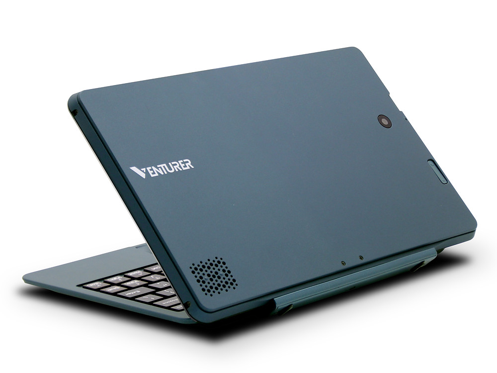BravoWin 10S - 4GB RAM / 64GB HD Windows 2-in-1 Laptop in Blue