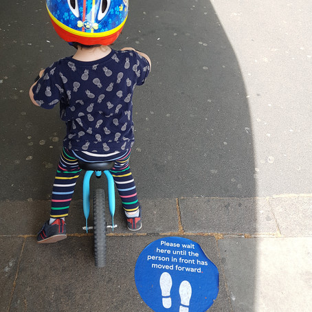 Newsletter No.9 -  Babies and Toddlers' Mental Health during the Pandemic