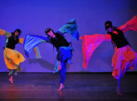 Newsletter No.2 ~ Passion for Dance and A Sudden Goodbye