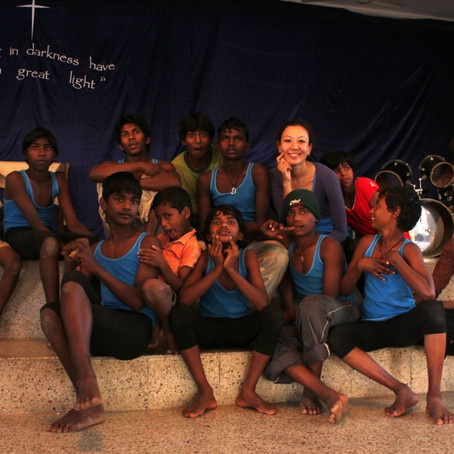 Newsletter No.1~ Mioi's Journey in India