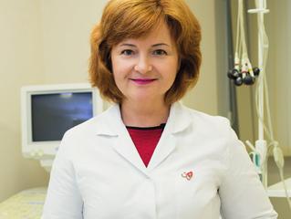 Angela POSTOVAN - Medic cardiolog, categoria superioară