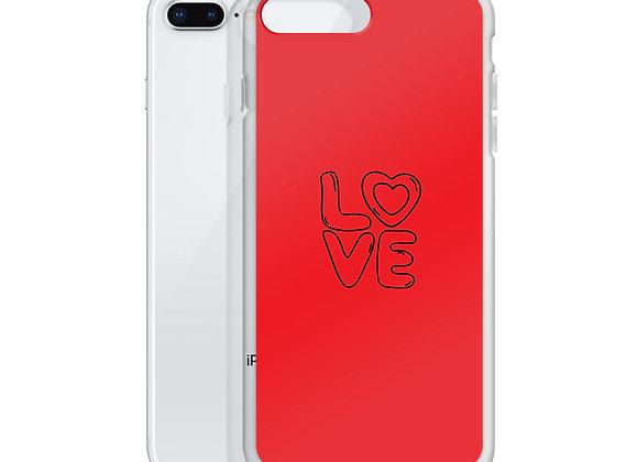 Love Case Red
