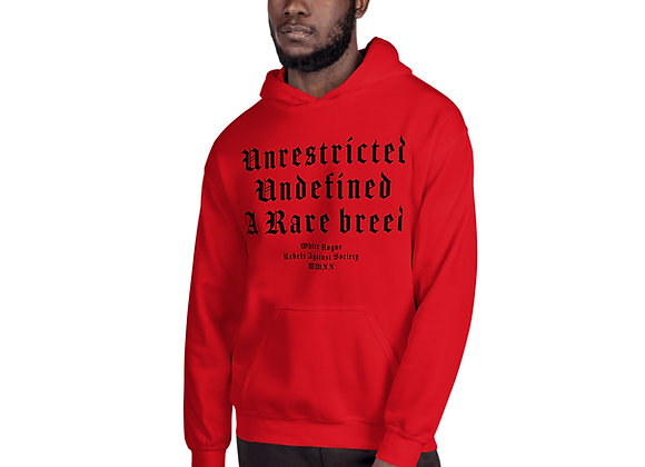 Rare Breed Hoodie | Black Out