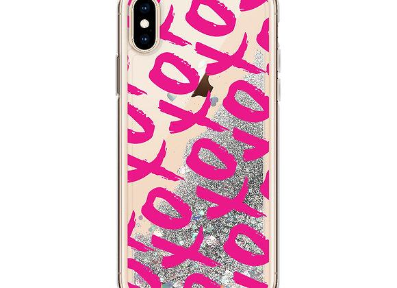 XOXO Case Pink