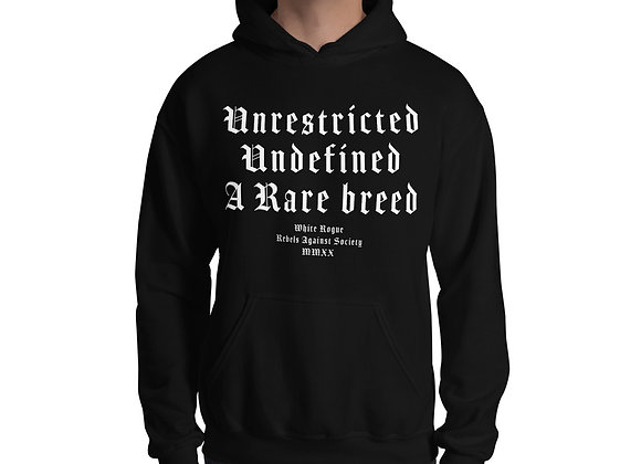 Rare Breed Hoodie | Frost