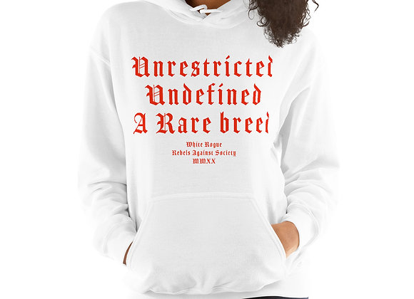 Rare Breed Hoodie | Rogue Red