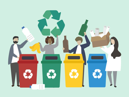 Recycling: What is all the fuss about?