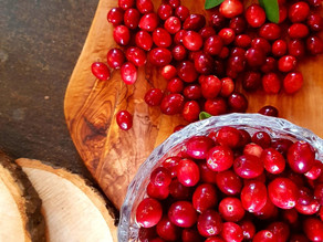 Fancy some Cranberries?